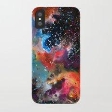 Nadezhda Nebula iPhone X Slim Case