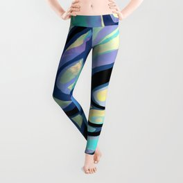 Swirls Leggings