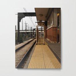 urban teleport Metal Print