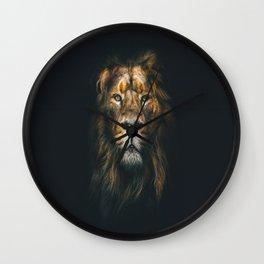 Lion ,animal Wall Clock