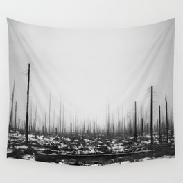 The King's Ire Wall Tapestry