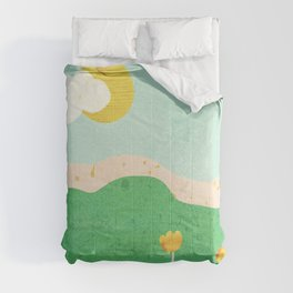 Sunny Day Comforters