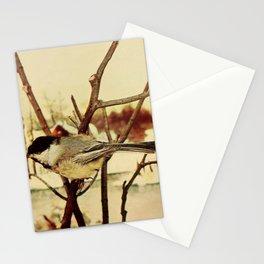Neltje Blanchan - Bird Neighbours (1903) - Chickadee Stationery Cards