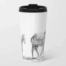Here I Am Travel Mug