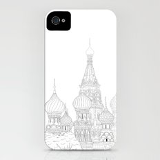 St Basil's Cathedral Slim Case iPhone (4, 4s)