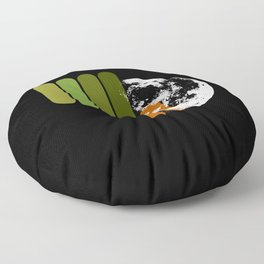 TRAPPIST-1 SYSTEM Floor Pillow