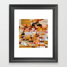 Yo Mama's a Real Estate Agent (Provenance Series) Framed Art Print