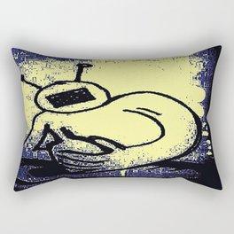 Set it off  Rectangular Pillow