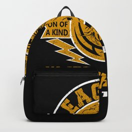 Eagles warner robins one of a kind limited edition funny Backpack