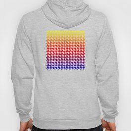 Houndstooth Sundown Hoody