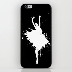 splasherina iPhone & iPod Skin