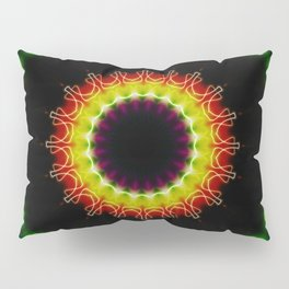 Neon Ice Pillow Sham