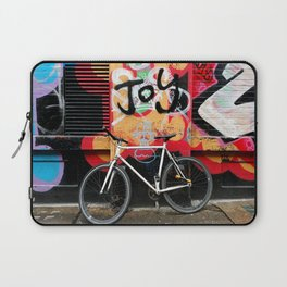 Joy & bike Laptop Sleeve