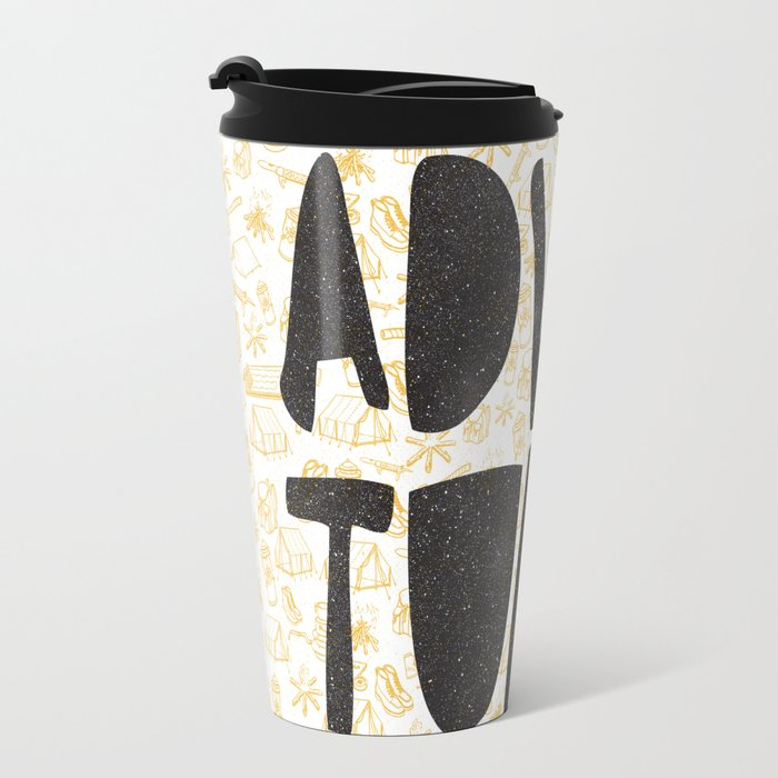 ADVENTURE SEEKER Travel Mug