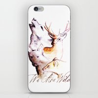 marauders iPhone & iPod Skins featuring The Marauders - We Are Wild by TheOddOwl