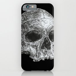 Cranium D BL iPhone Case