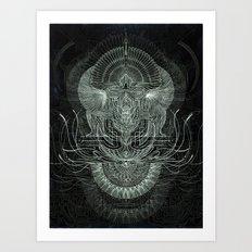 Reborn Art Print