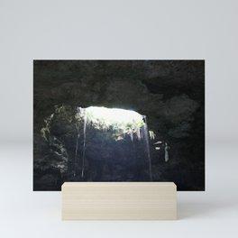 Cenote Mini Art Print