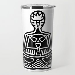 DRAWN MEDITATION Travel Mug