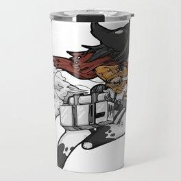 Titan Slayin' Vixen Travel Mug