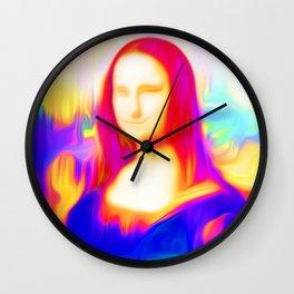 Psychomona Wall Clock