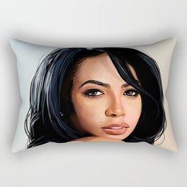 Aaliyah #2 Rectangular Pillow