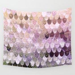 SUMMER MERMAID MOONSHINE GOLD Wall Tapestry
