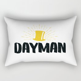 DAYMAN! Rectangular Pillow