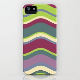 Lavender Shores iPhone Case