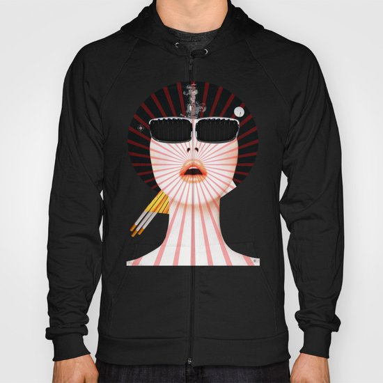 Master of Light · Monolithic Baby (Collab with the Great, Amazing & WildCrazy Hugo Barros) Hoody