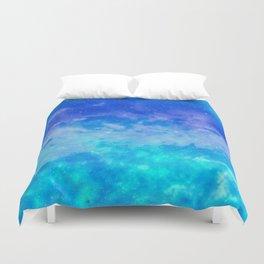 Sweet Blue Dreams Duvet Cover