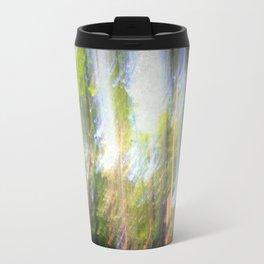 Sun shower in the Fairy Forest Travel Mug