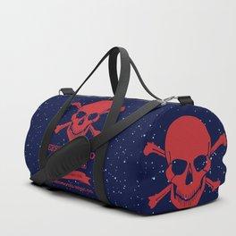 Rock and Roll Christmas Duffle Bag