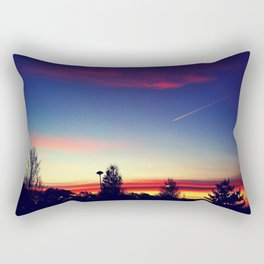 Sunrise series- Arise Rectangular Pillow