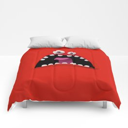 Red Monster Comforters