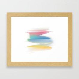 Abstraction artprint Framed Art Print