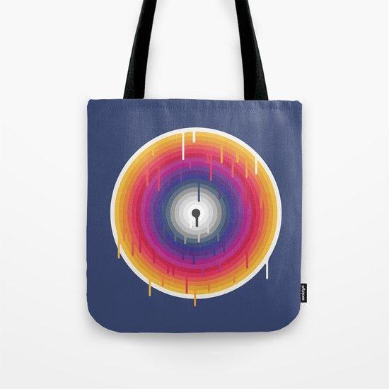 Core Meltdown Tote Bag