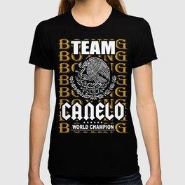 Canelo Boxing T-shirt
