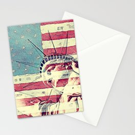 United Liberty Stationery Cards