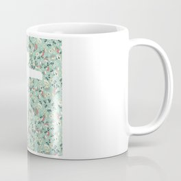 patterned cross Coffee Mug