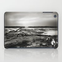 scotland iPad Cases featuring Cramond, Scotland by Mara Brioni Art Photography
