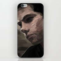 dylan iPhone & iPod Skins featuring dylan by Finduilas