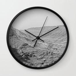 Gran Canaria, Spain Wall Clock