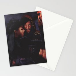 Outlaw Queen - Meant To Be Stationery Cards