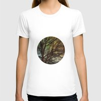 psychadelic T-shirts featuring Psychadelic Tree by Jeanne Hollington