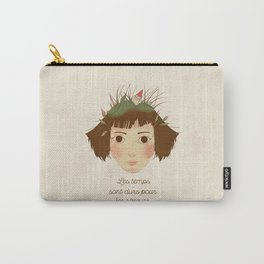AMELIE POULAIN Carry-All Pouch