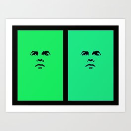 envy Art Print
