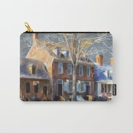 As Winter Melts Into Spring Carry-All Pouch