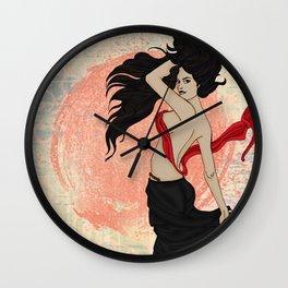 Rehendhi Khadheeja Wall Clock