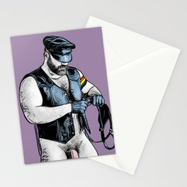 Leather Daddy Stationery Cards
